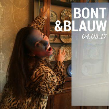 Bont & Blauw tijdens Museumnacht010