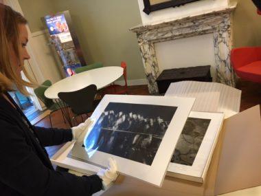 Nieuwe aankoop: foto's van Warren Richardson