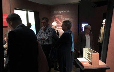 Opening nieuwe tentoonstelling
