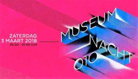 Museumnacht 3 maart