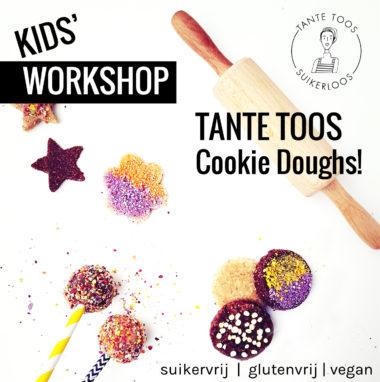 Tante Toos Suikerloos, cookie-workshop