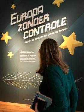 Nieuw in het museum: Europa (z)onder controle