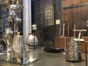 Nieuw zilver in het museum