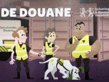 Nieuw spreekbeurtpakket Douane