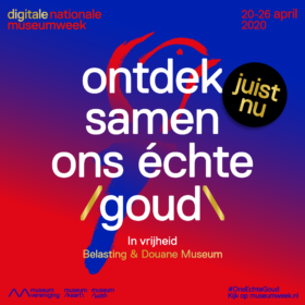 Nationale Museumweek digitaal van start