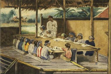 "Webinar 'Belast koloniaal verleden"""
