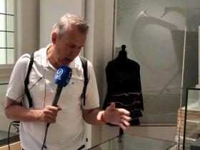 Radio Rijnmond op locatie in het Belasting & Douane Museum